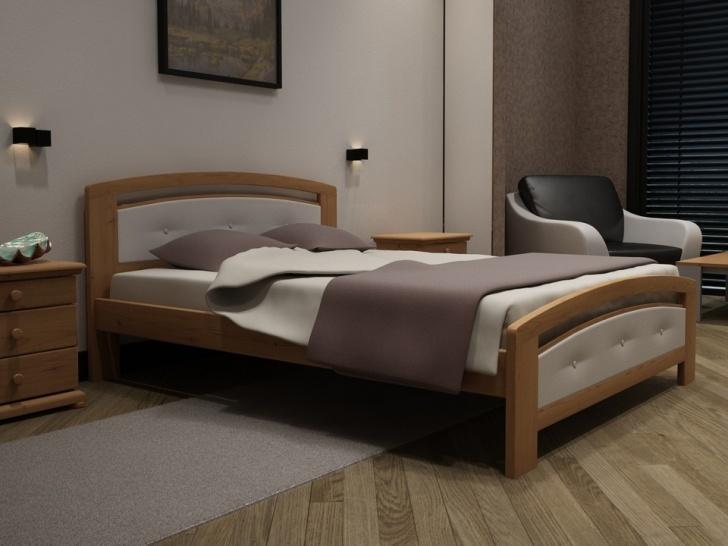 Крепкая семейная кровать «Идиллия-16»