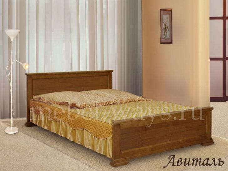 Кровать шириной 180 см «Авиталь»