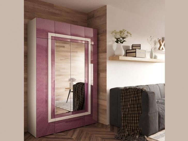 Большой шкаф для спальни «Дизайн Люкс – 19»