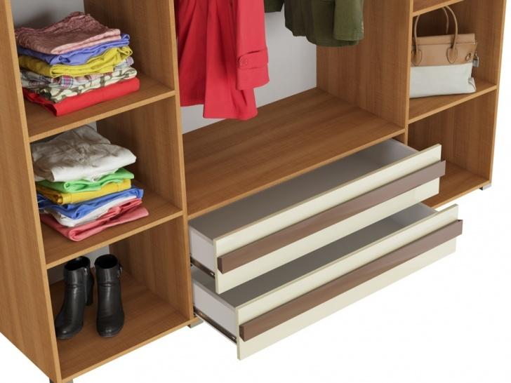 Четырехстворчатый шкаф «Дизайн Люкс – 14» с ящиками
