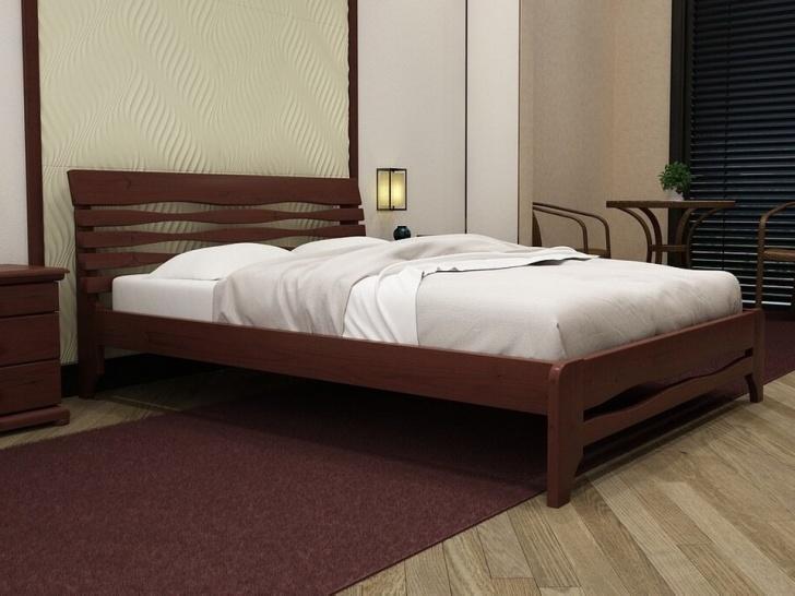 Деревянная кровать в японском стиле «Идиллия-20»