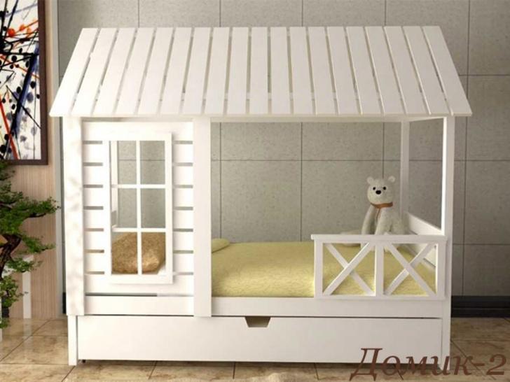 Подростковая кровать «Домик – 2»
