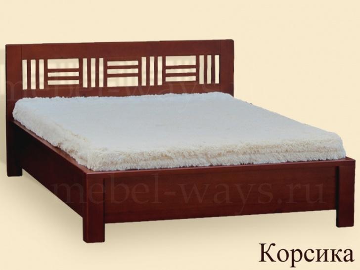 Двуспальная кровать «Корсика»