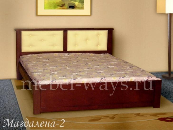 Качественная деревянная кровать «Магдалена-2»