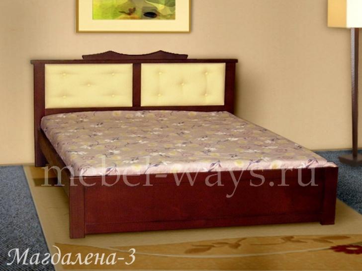 Качественная деревянная кровать «Магдалена-3»