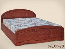 Классическая деревянная кровать «НДК-10»