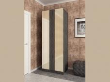 Двустворчатый шкаф для одежды «Виго – 5»