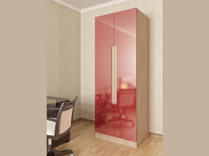 Глянцевый распашной шкаф «Виго – 2»