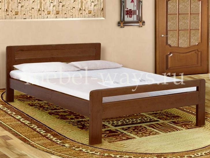 Кровать двуспальная с матрасом 180х200 «Калинка-3»