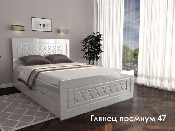 Кровать для комфортного сна «Глянец Премиум – 47»