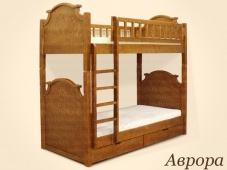 Двухъярусная кровать «Аврора» с ящиками