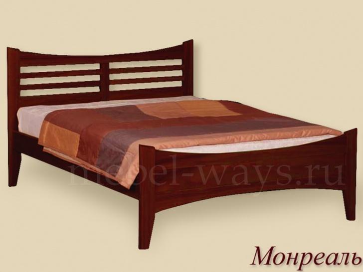 Кровать в восточном стиле «Монреаль»