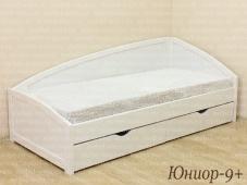 Угловой диван кровать с правым углом «Юниор-9 плюс»