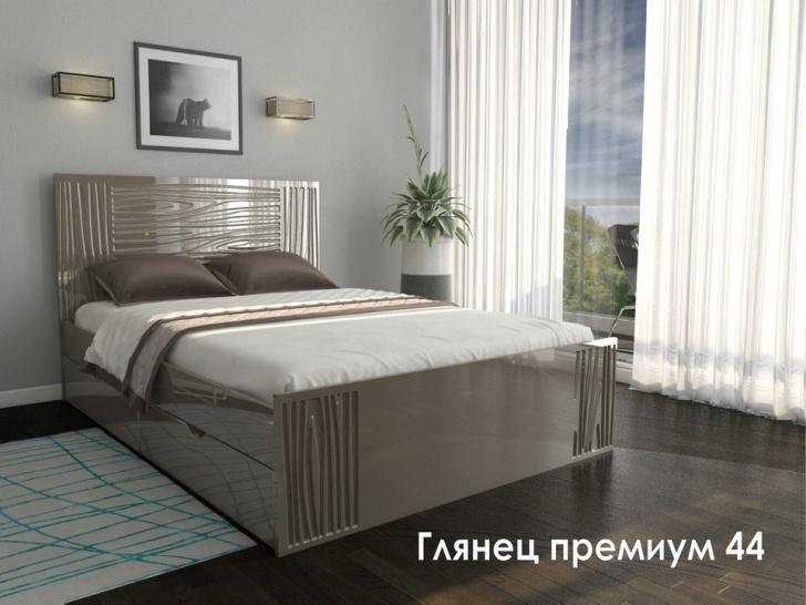 Кровать премиум класса «Глянец Премиум – 44»