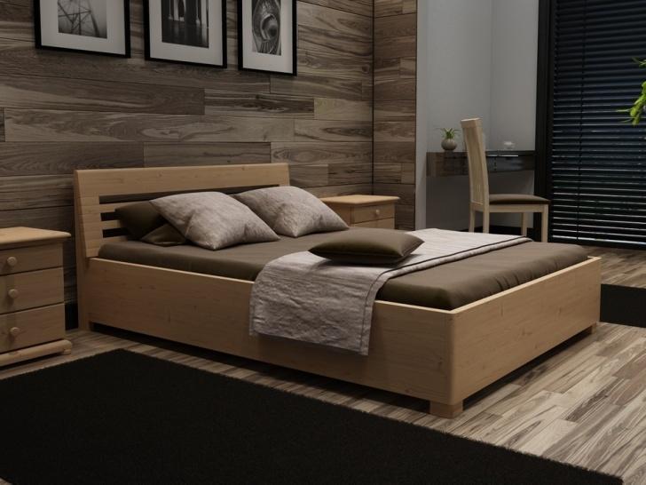 Кровать тахта из сосны недорого «Идиллия-2»
