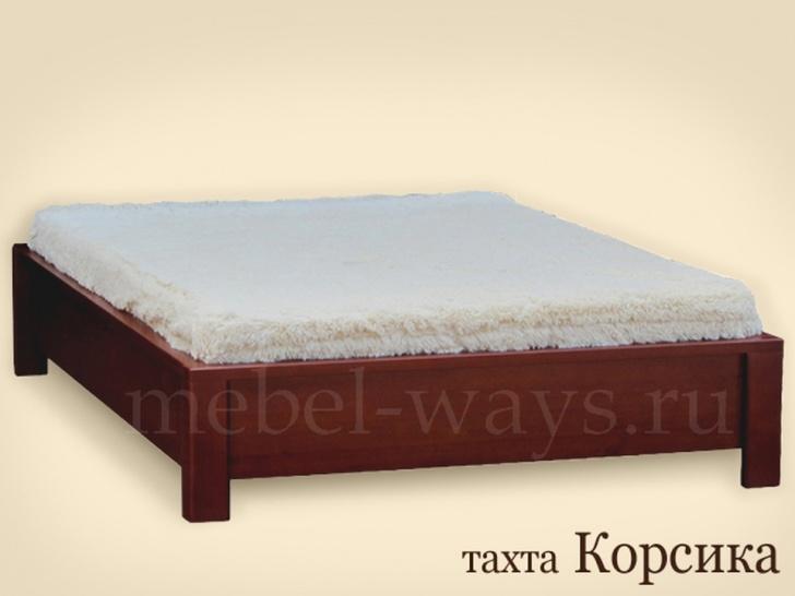Кровать тахта без спинок «Корсика»