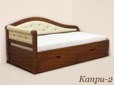 Кровать-тахта угловая односпальная «Капри-2»