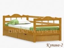 Диван-кровать в детскую «Купава-2»