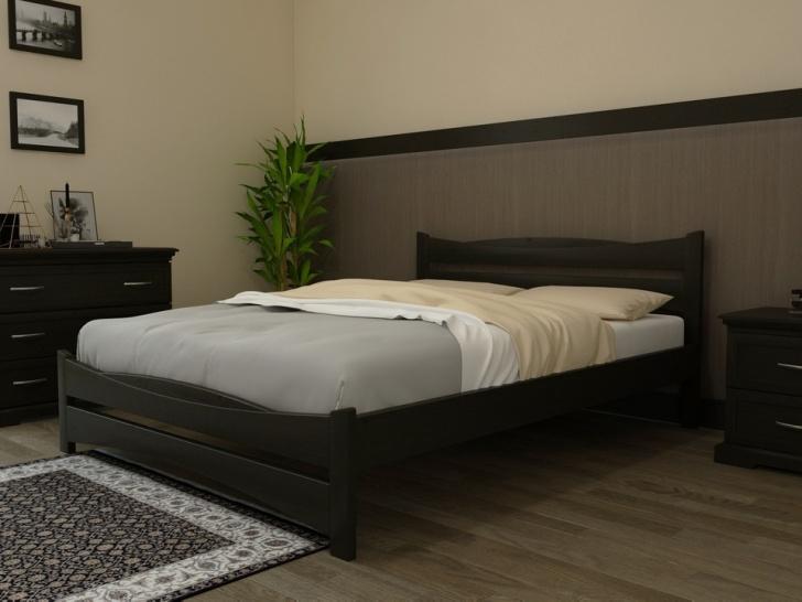 Лаконичная кровать для мужчины «Августина-8»