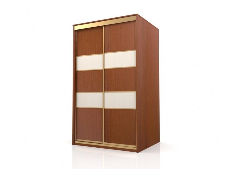 Модный шкаф-купе в прихожую «Отличный-2»
