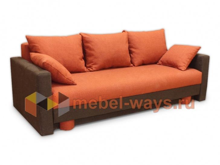 Мягкий диван еврокнижка «Бонн»