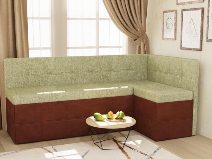 Мягкий кухонный угловой диван «Грета – 1»