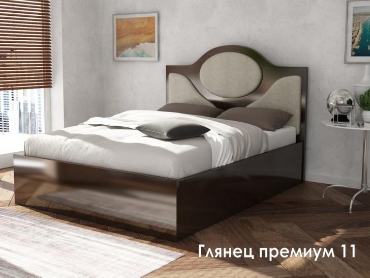 Недорого кровать МДФ «Глянец Премиум -11»