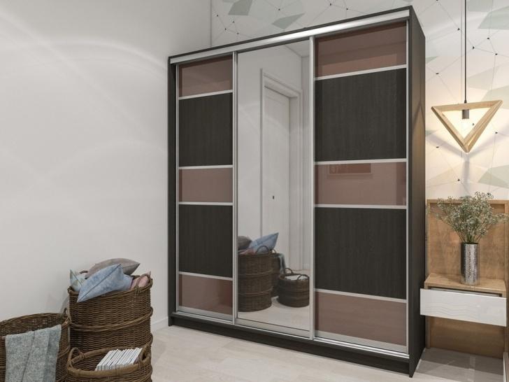 Недорогой шкаф-купе на заказ «Манхеттен – 29»