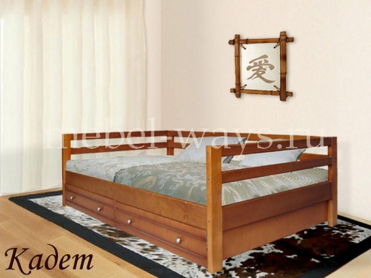 Подростковая кровать для мальчика «Кадет»