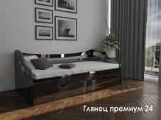 Оригинальная кровать «Глянец Премиум – 24»