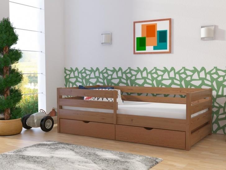 Подростковая кровать с бортиками и ящиками «Руфина-31»