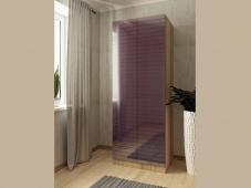 Распашной шкаф для спальни «Виго – 10»