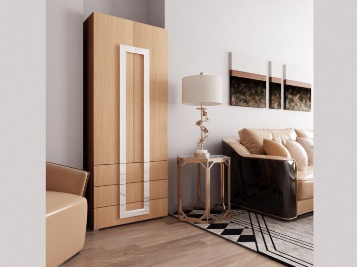 Шкаф 2-х створчатый «Дизайн Люкс – 29»