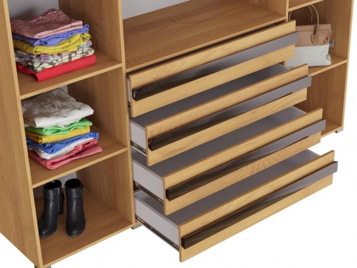 Шкаф четырехстворчатый распашной с зеркалом «Дизайн Люкс – 15» с ящиками