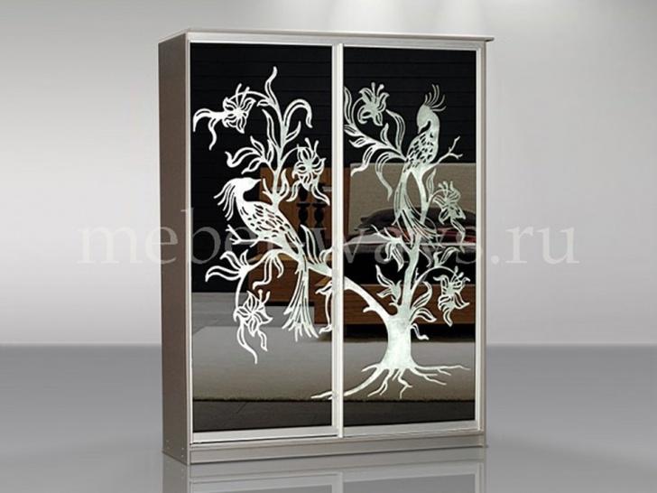 Шкаф-купе с зеркальными дверями «Концепт – 3»