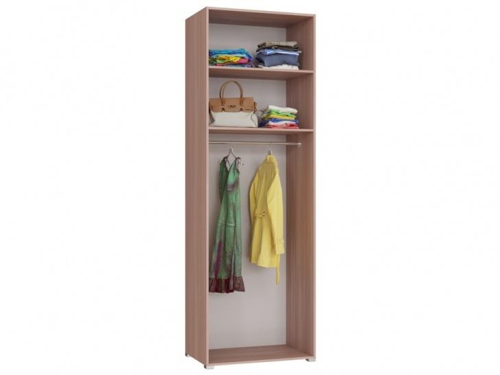 Шкаф распашной двухстворчатый с антресолью «Дизайн Люкс – 30» внутри