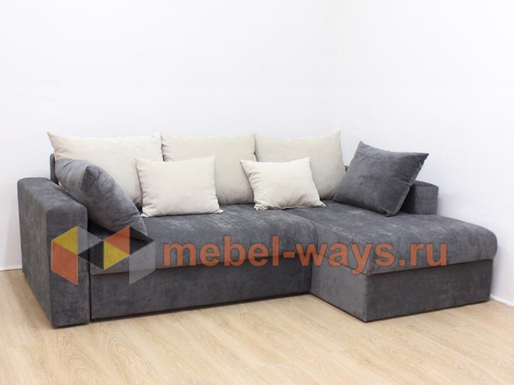 Угловой диван еврокнижка «Гамбург»