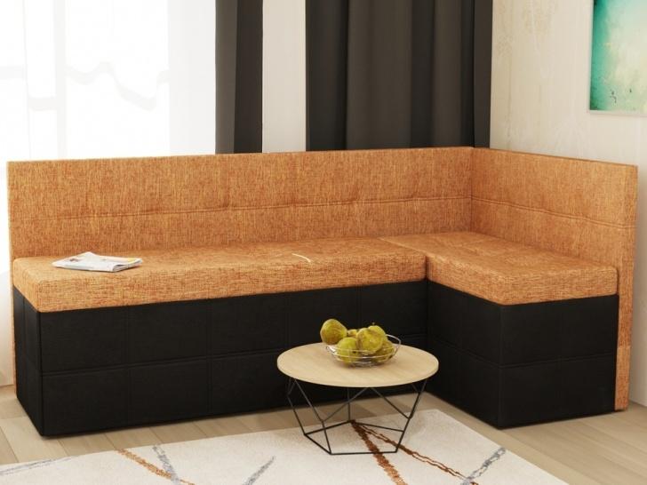 Угловой диван на кухню с ящиками «Грета – 4»