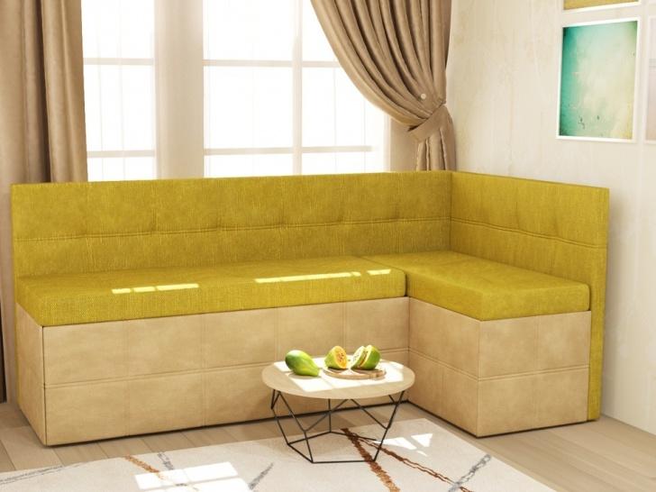 Угловой раскладной диван на кухню «Грета – 2»