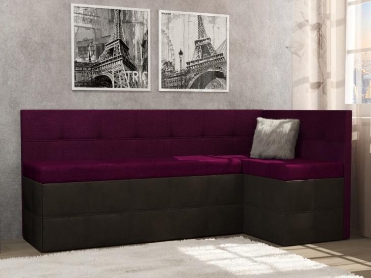 Угловой спальный кухонный диван «Грета – 10»