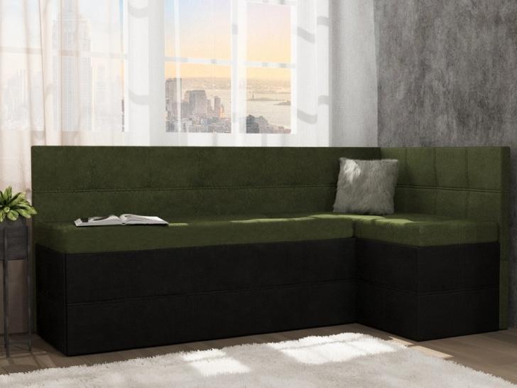 Угловой велюровый диван «Грета – 12»