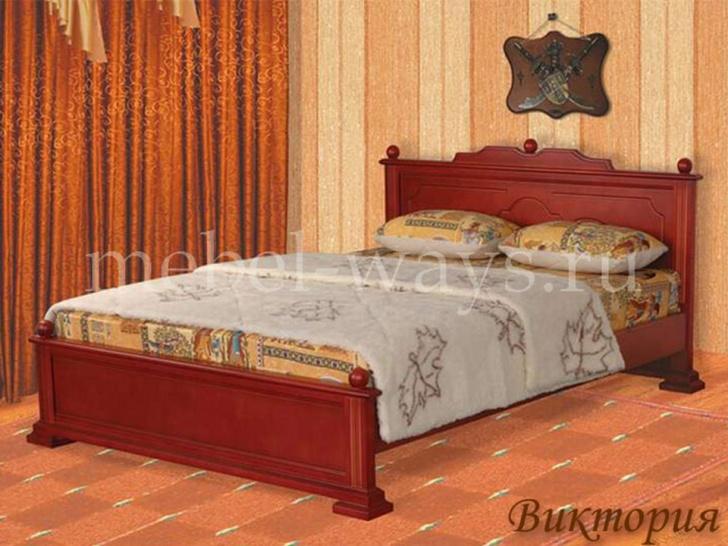 Кровать «Виктория» с ящиками