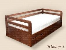 Односпальная кровать для мальчика «Юниор-5»